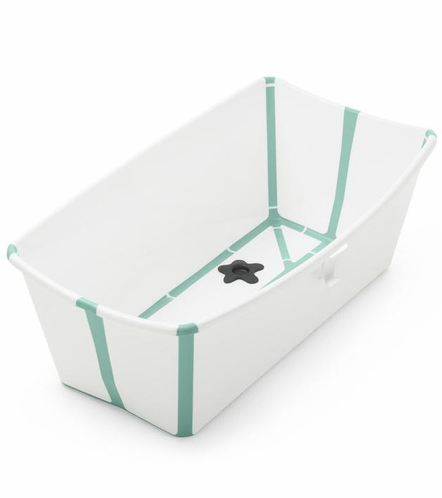 Stokke: Flexi Bath - White Aqua