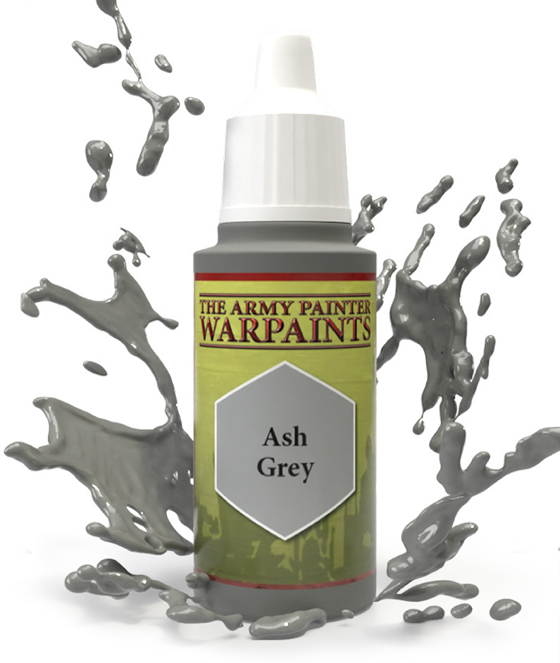 Army Painter: Warpaints - Ash Grey image