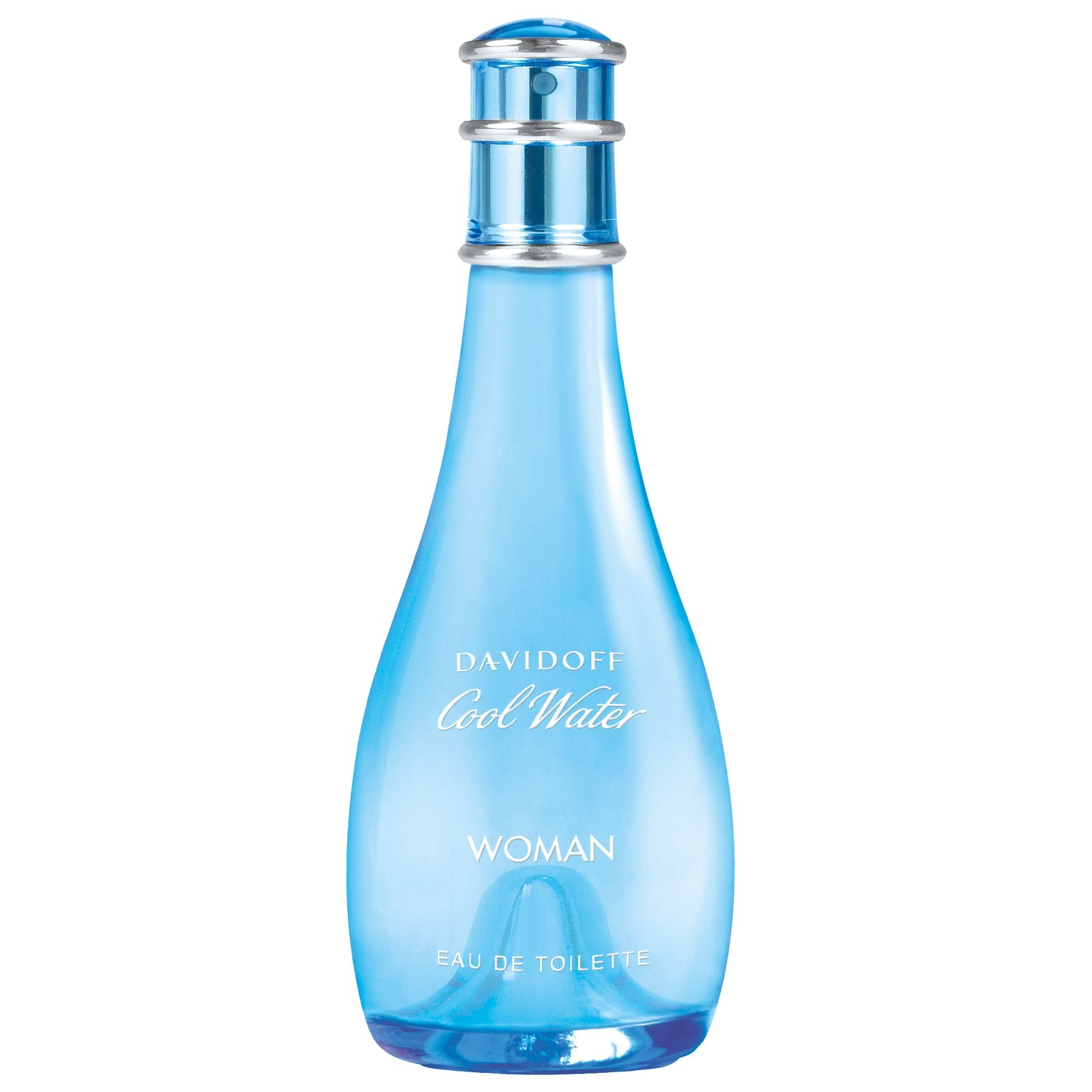Davidoff - Cool Water Woman Perfume (100ml EDT) image