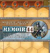 Memoir '44: Winter/Desert Board Expansion