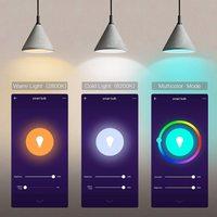 Smart Ape: 4.5W Colour & Warm/Cool White Smart LED Bulb (E14) C37 - 4 Pack