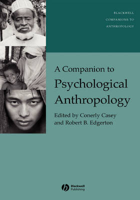 A Companion to Psychological Anthropology image
