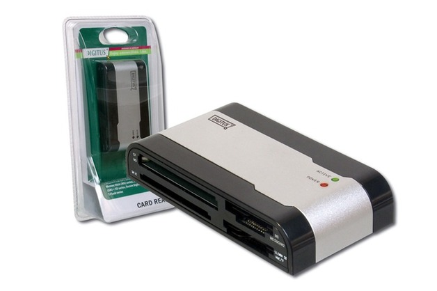 Digitus USB 2.0 56 in 1 Card Reader
