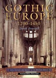 Gothic Europe 1200-1450 by Derek Pearsall image