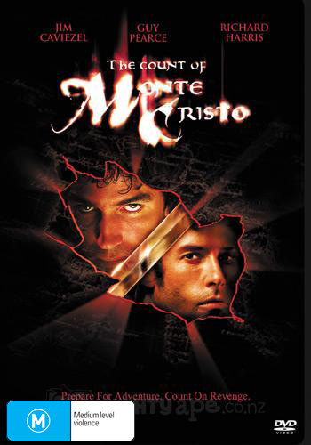 The Count of Monte Cristo on DVD image