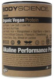 BSc Nutrition Organic Performance Protein - Vanilla (350g)