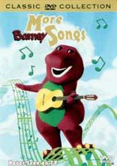 More Barney Songs on DVD