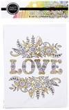 Craft Smith Cards & Envelopes - Love (8Pk)