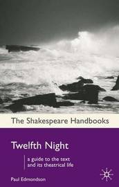 Twelfth Night by W Shakespeare image