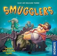 Smugglers - Board Game