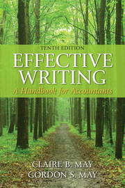 Effective Writing by Claire B. May