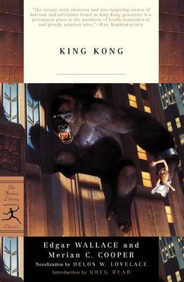 King Kong by Edgar Wallace