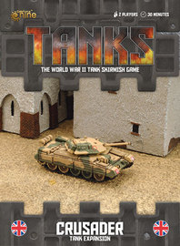 TANKS: British - Crusader Tank Expansion
