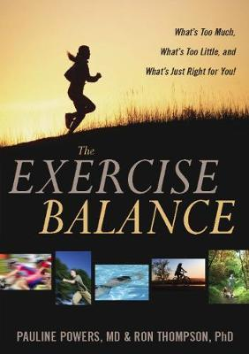 The Exercise Balance by Pauline S Powers image