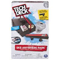 Tech Deck: Street Course - Kicker N' Grind