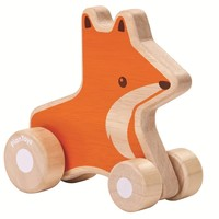 Plan Toys : Fox Wheelie