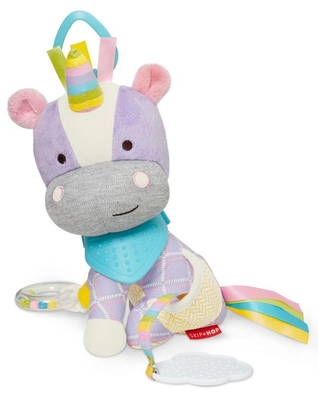 Skip Hop: Bandana Buddies Activity Toy - Unicorn