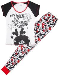 Disney: Minnie Mouse True Love - Women's Pyjamas (8-10)