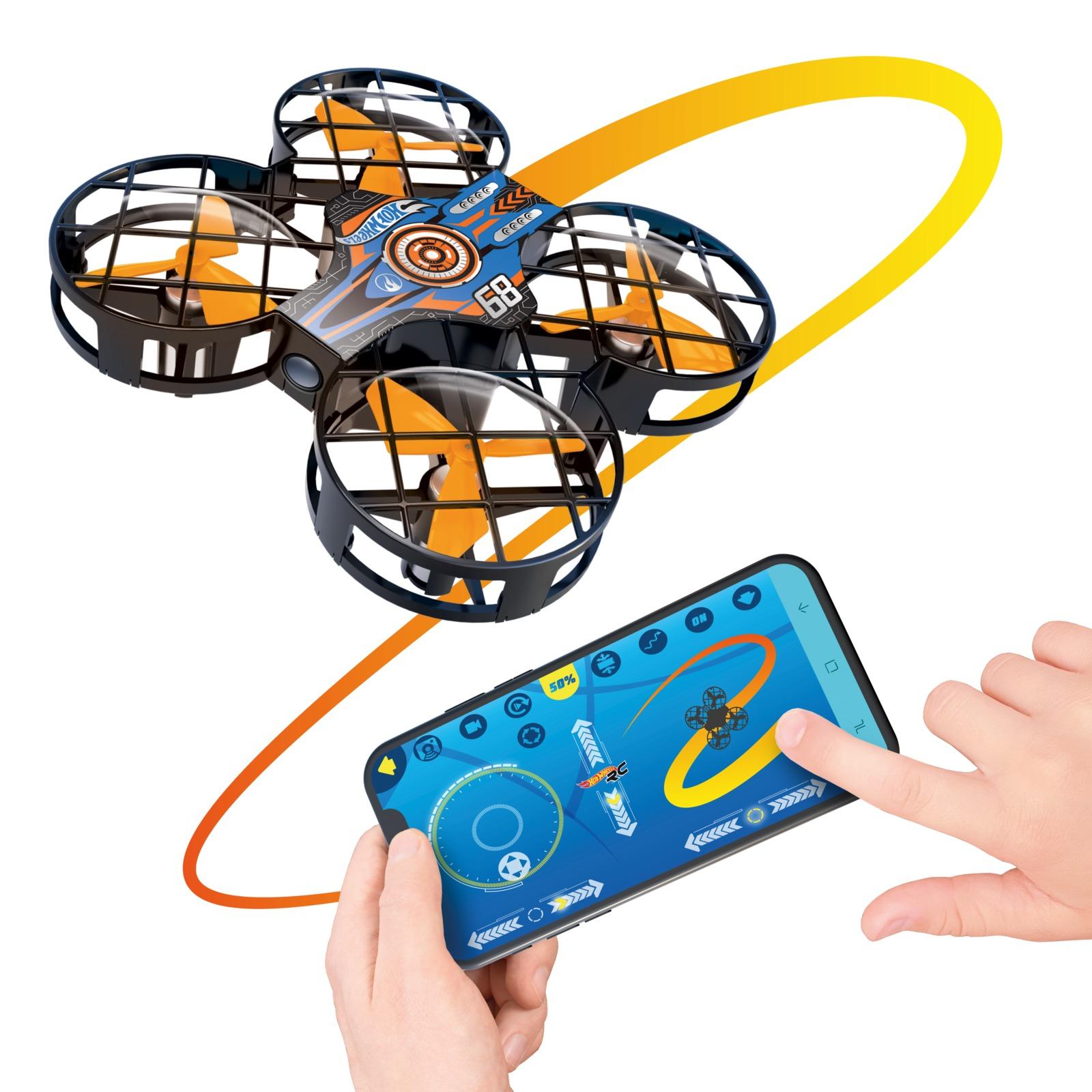 Hot Wheels: Bladez DRX Skytracker - FPV Racing Drone image