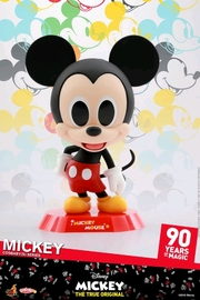 Mickey Mouse (90th Anniversary): Mickey - Cosbaby Figure