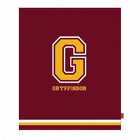 Harry Potter: G For Gryffindor Blanket