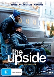 The Upside on DVD