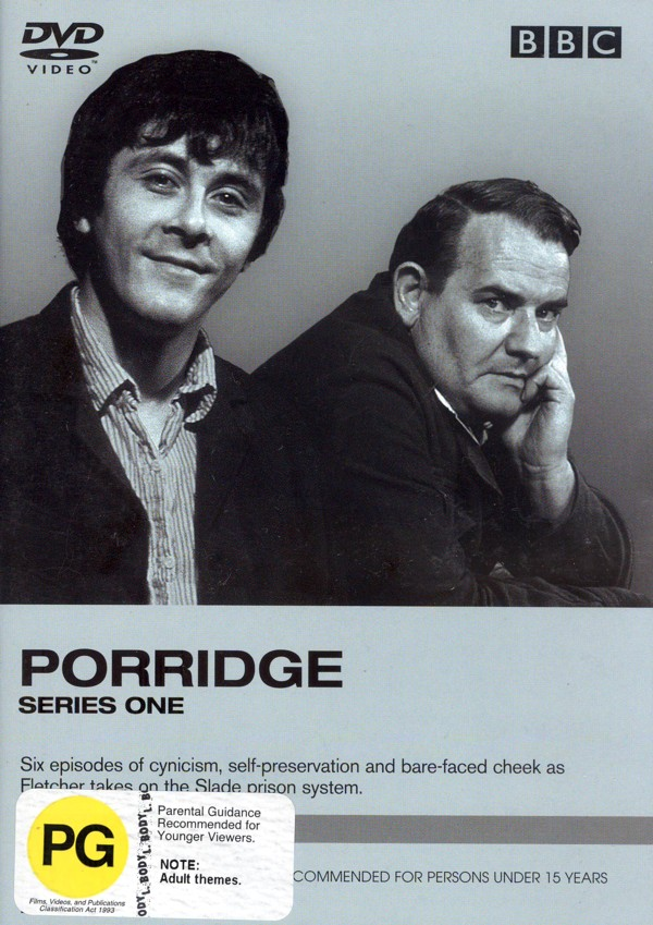 Porridge - Series 1 on DVD image