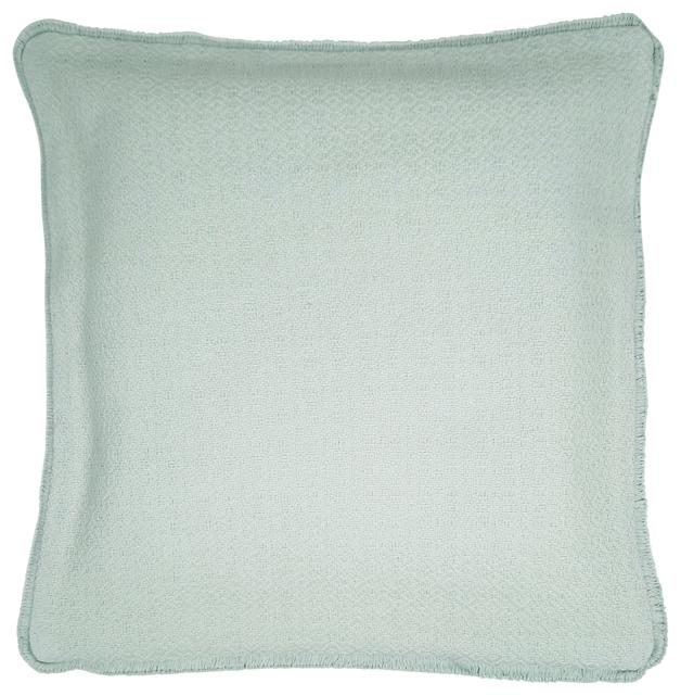 Urban Products: Fringe Cushion - Sage (45cm)