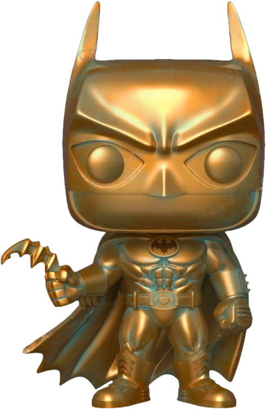 DC Comics: Batman 1989 (Patina) - Pop! Vinyl Figure