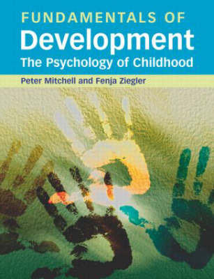 Fundamentals of Development: The Psychology of Childhood by Peter Mitchell image