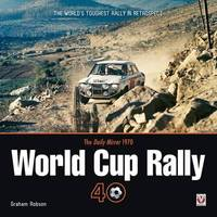 "The ""Daily Mirror"" World Cup Rally 40 by Graham Robson image"