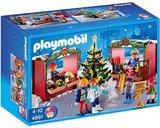 Playmobil: Christmas Market (Age 4+)