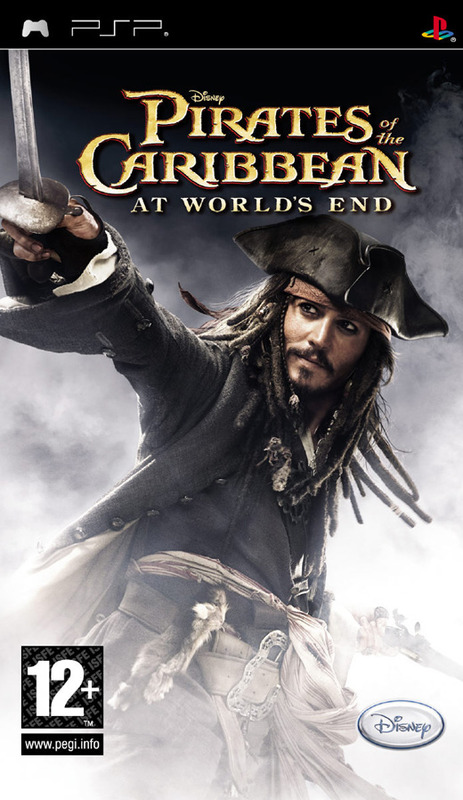 Pirates of the Caribbean: At Worlds End for PSP