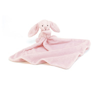 Bashful Soother - Pink Bunny