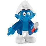 Schleich - Worker Smurf