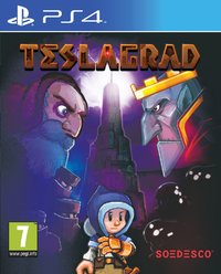 Teslagrad for PS4