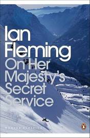 On Her Majesty's Secret Service by Ian Fleming image