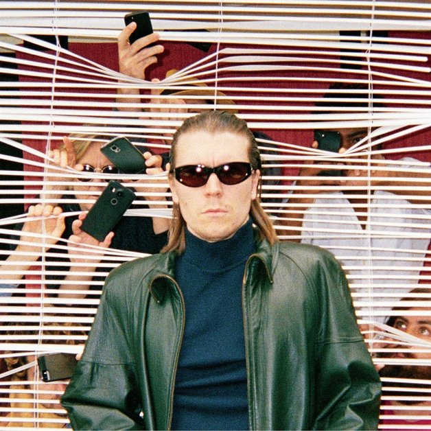 Forced Witness [Limited White Vinyl] (LP) by Alex Cameron