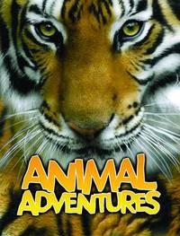 Animal Adventures by Sally Morgan