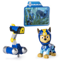 Paw Patrol: Sea Patrol Deluxe Figure - Chase