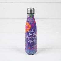 Natural Life: Water Bottle - Adventure Begins