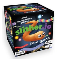 Slither.io - Card Game