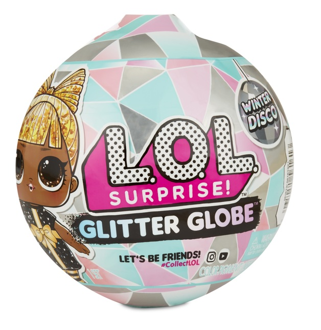 L.O.L: Surprise! Doll - Glitter Globe (Blind Box)