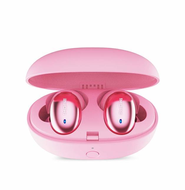 1MORE Stylish True Wireless in-Ear Headphones - Pink