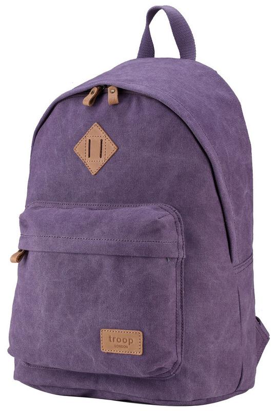 Troop London: Civic Backpack - Purple