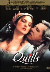 Quills on DVD