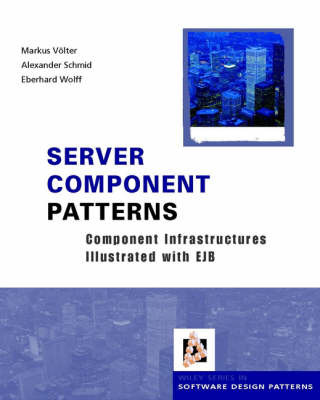Server Component Patterns by Markus Volter image