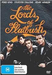 The Lords Of Flatbush on DVD