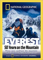 National Geographic - Surviving Everest: 50 Years On The Mountain on DVD