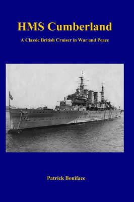 HMS Cumberland by Patrick Boniface